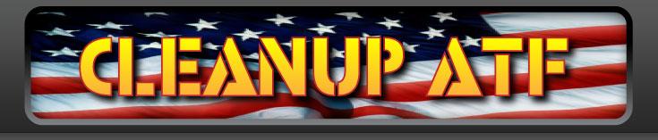 CleanUpATF.org Logo